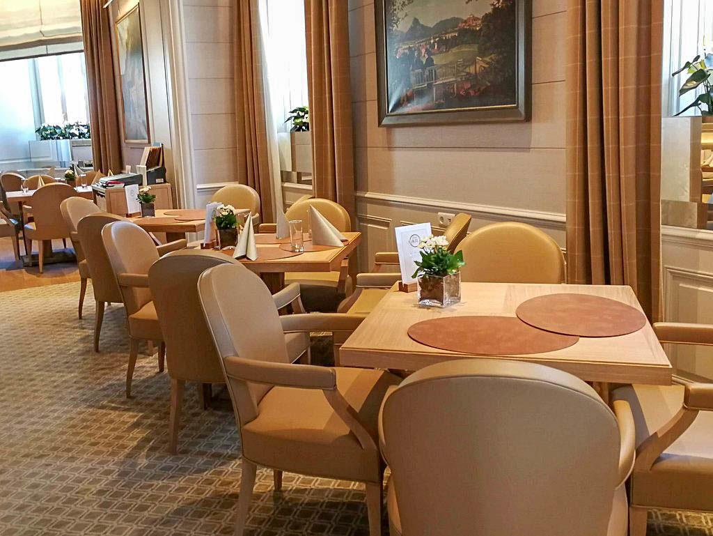 Hotel Sacher Salzburg Grill