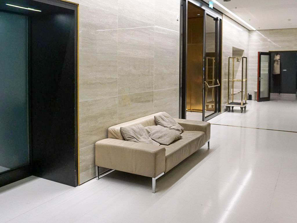 Le Méridien Vienna Lobby