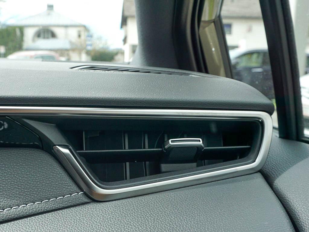 Innenraum Toyota Corolla