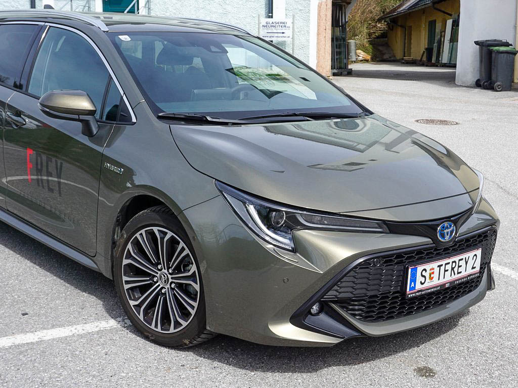 Toyota Corolla Touring Sports Style Frontansicht