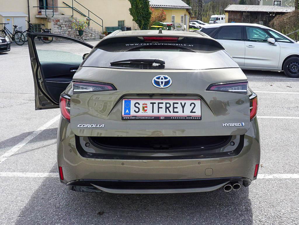 Toyota Corolla Touring Sports Style elektrische Heckklappe