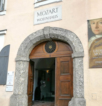 Salzburg feiert 300 Jahre Leopold Mozart
