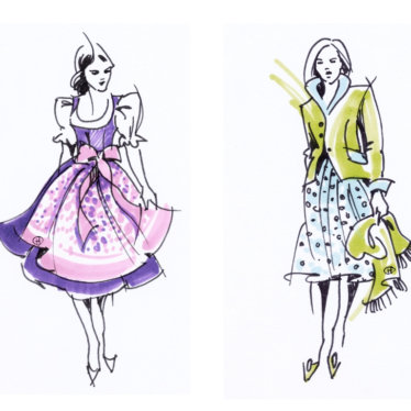 Was zieh ich an zum Jedermann; Dresscode für die Salzburger Festspiele