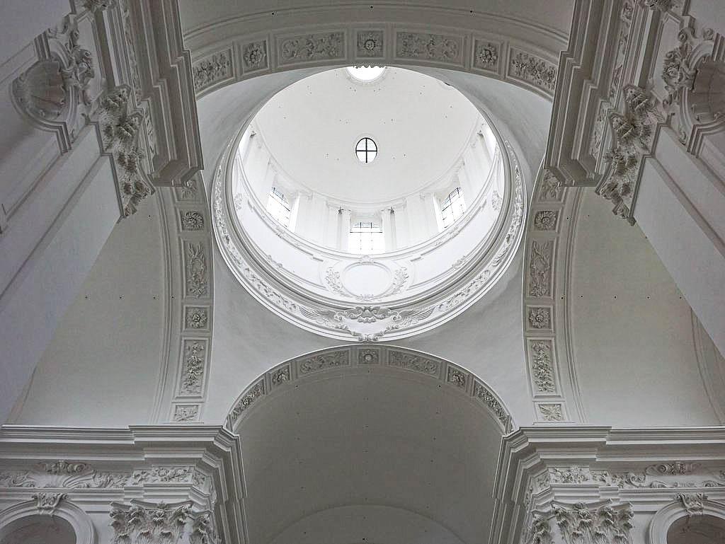Kuppel Kollegienkirche