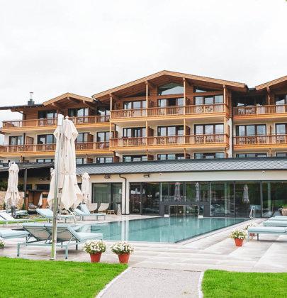 Day Spa im Laschenskyhof, ganz neu vor den Toren der Stadt
