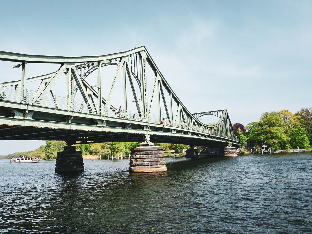 Gliniecker Brücke Potsdam