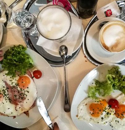 Familienfrühstück im Stadtcafe im Haus der Natur
