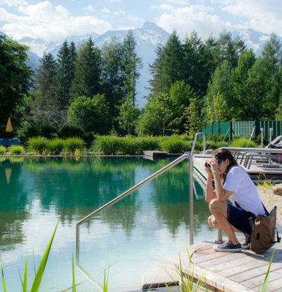 Alpine Gesundheit im Gasteinertal