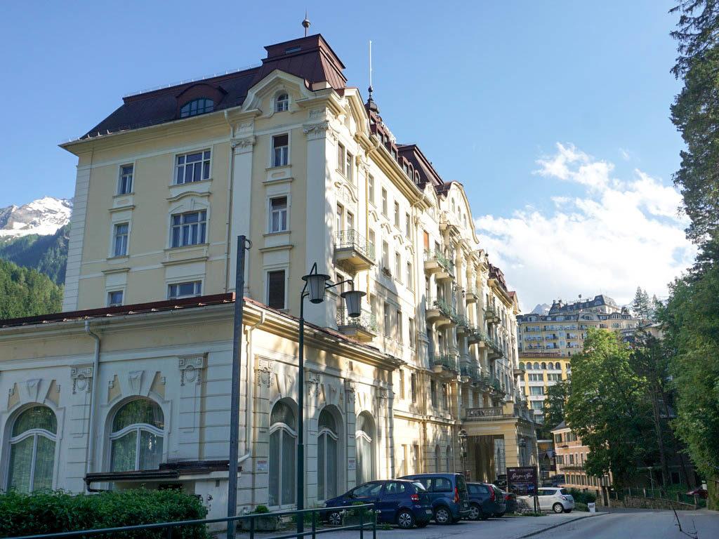 Grand Hotel Europe Bad Gastein