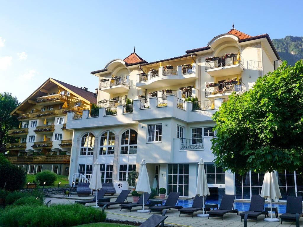 Hotel Bismarck Bad Hofgastein