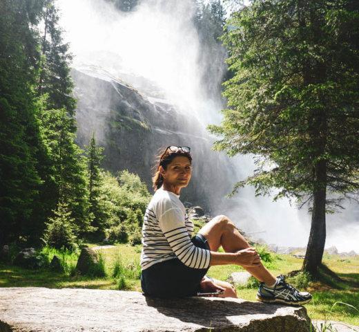 Alpine Gesundheit im Pinzgau, schöne Tage in Krimml und Kaprun