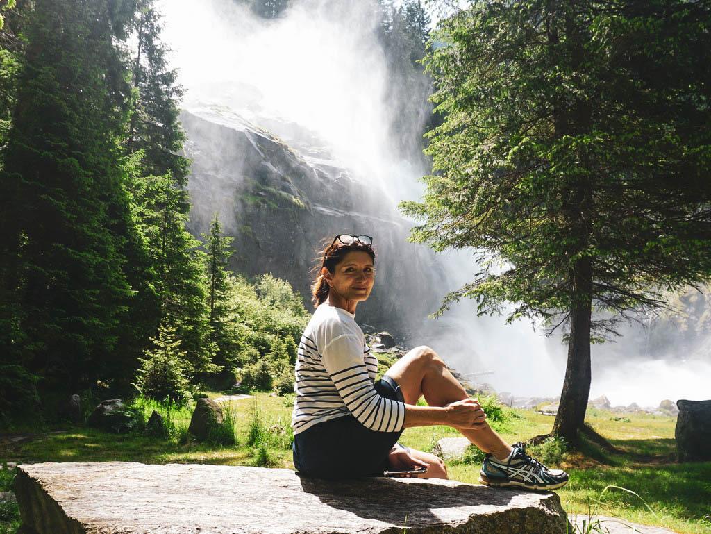 Krimmler Wasserfälle Therapieplatz