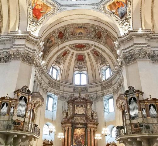 Salzburger Festspiele Pfingsten 2019-Domkonzert