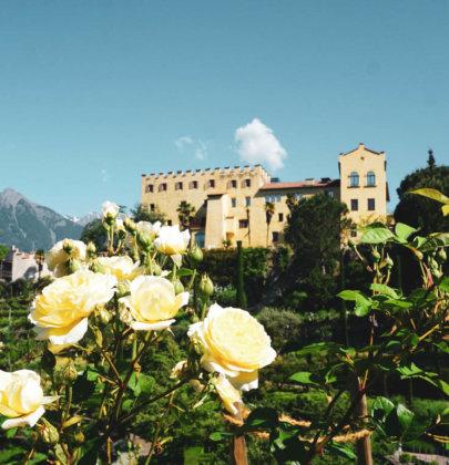 Auf den Spuren von Kaiserin Sisi in den Gärten von Schloss Trauttmansdorff