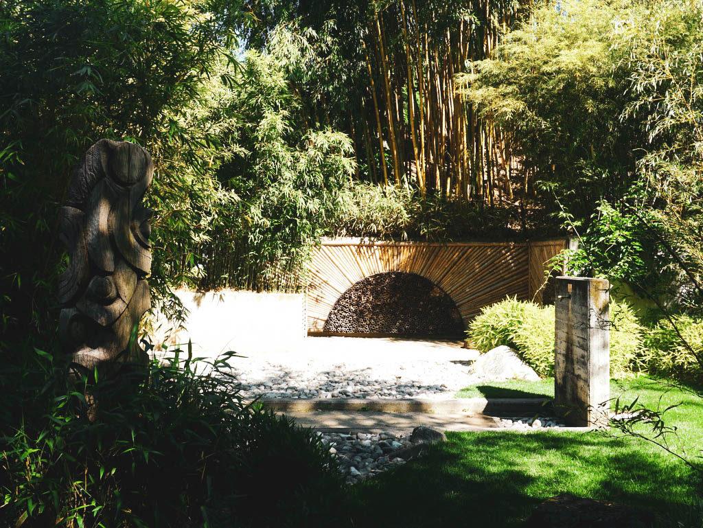 Bambusgarten in Trauttmansdorff