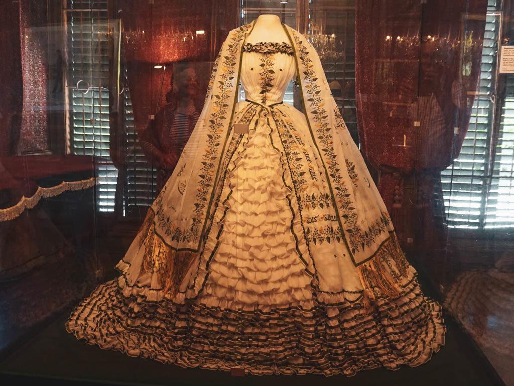 Kleid Kaiserin Elisabeth