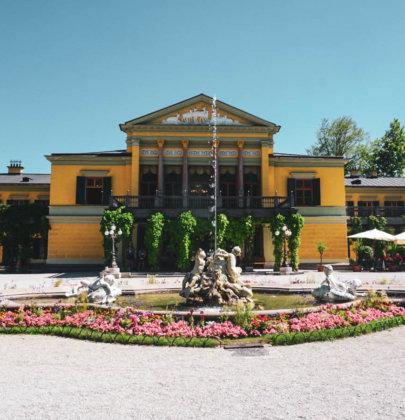 Sommerfrische in Bad Ischl, zu Besuch bei Sisi und Franzl
