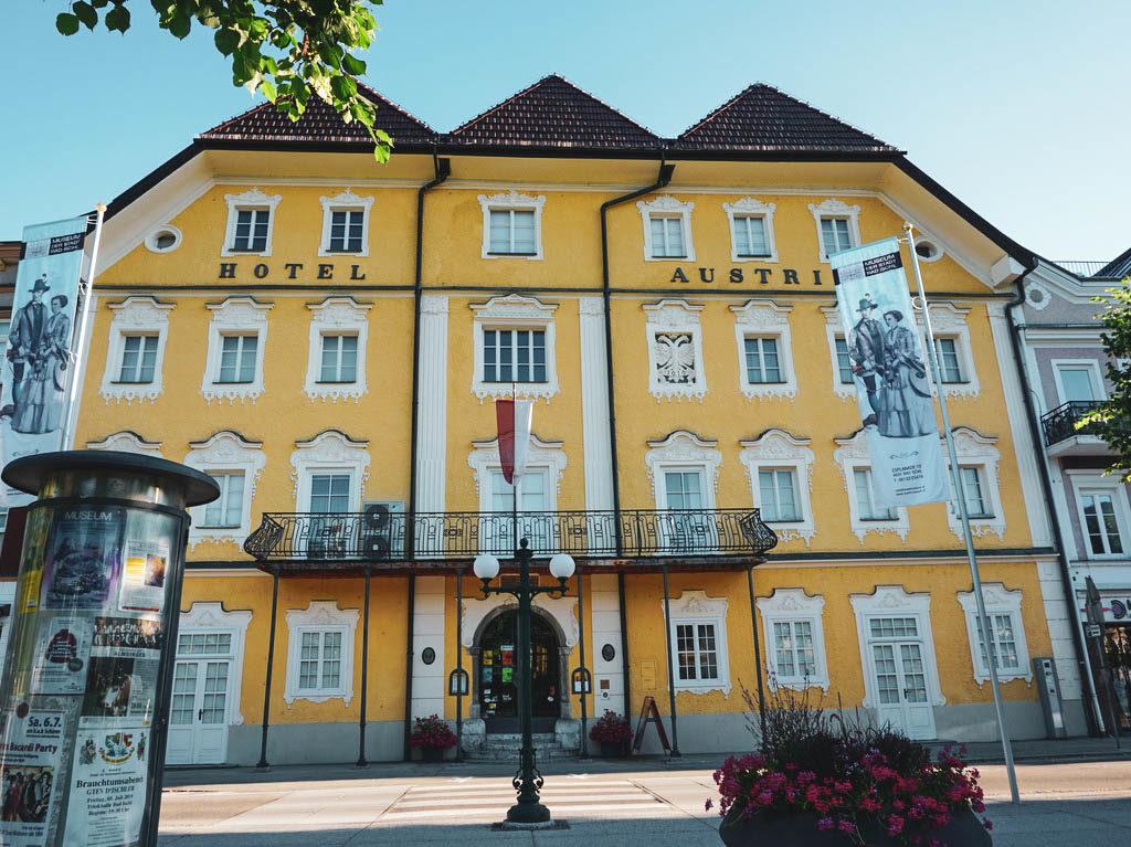 Seeauer Haus Hotel Austria