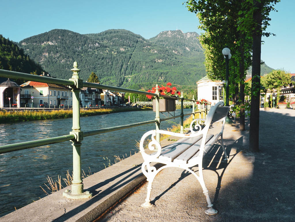 Esplanade Bad Ischl