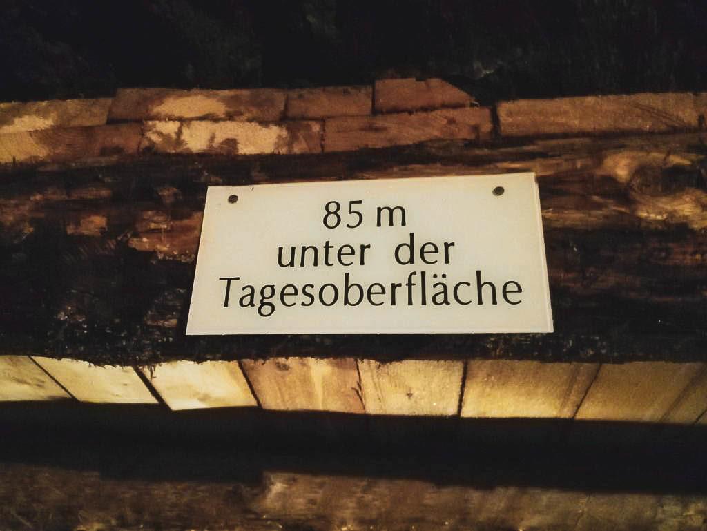 Salzbergwerk Hallstatt