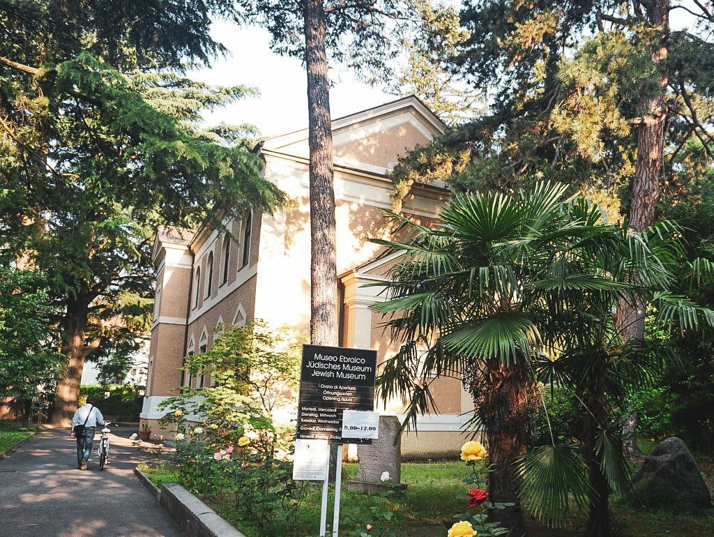 Synagoge in Meran