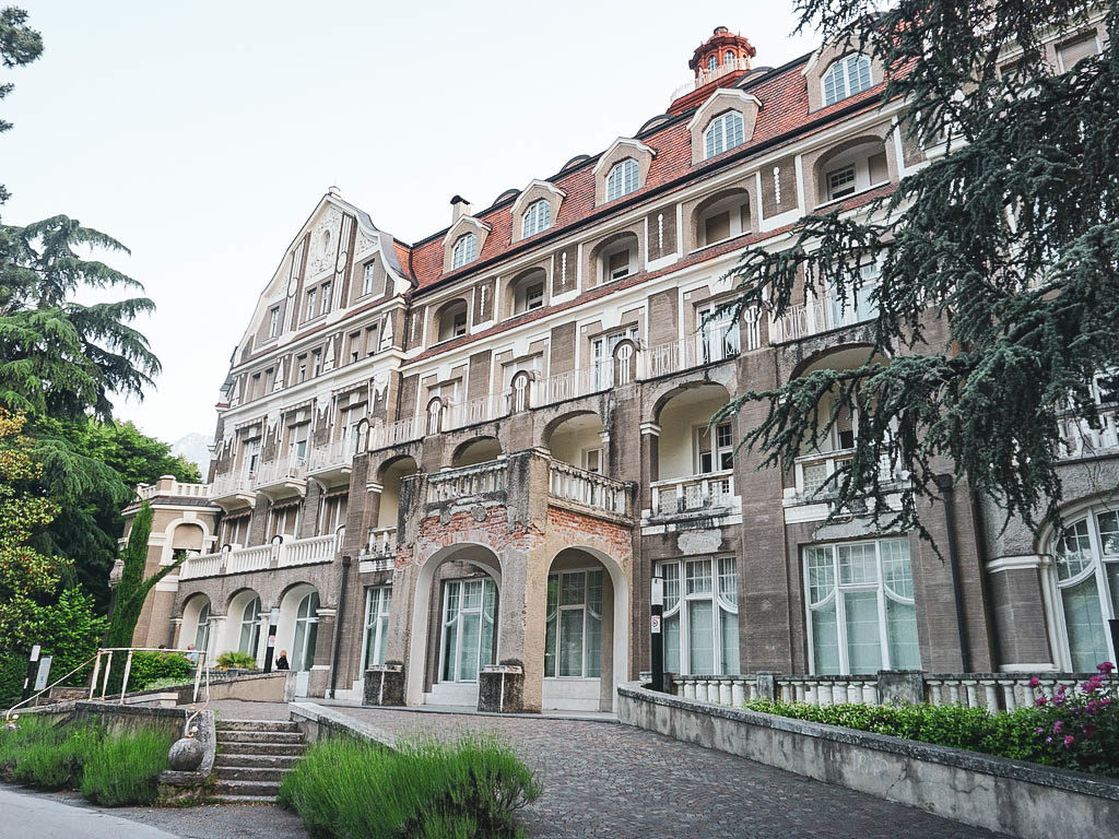 Tourismusschule Meran
