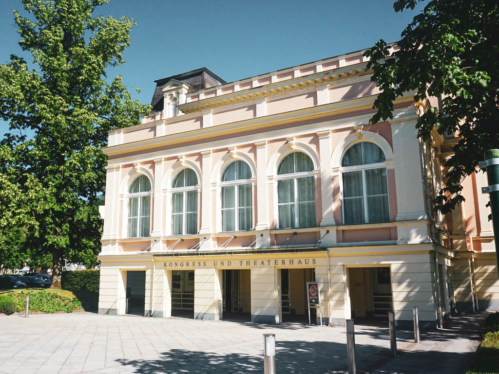 Theater und Kongress Haus Bad Ischl
