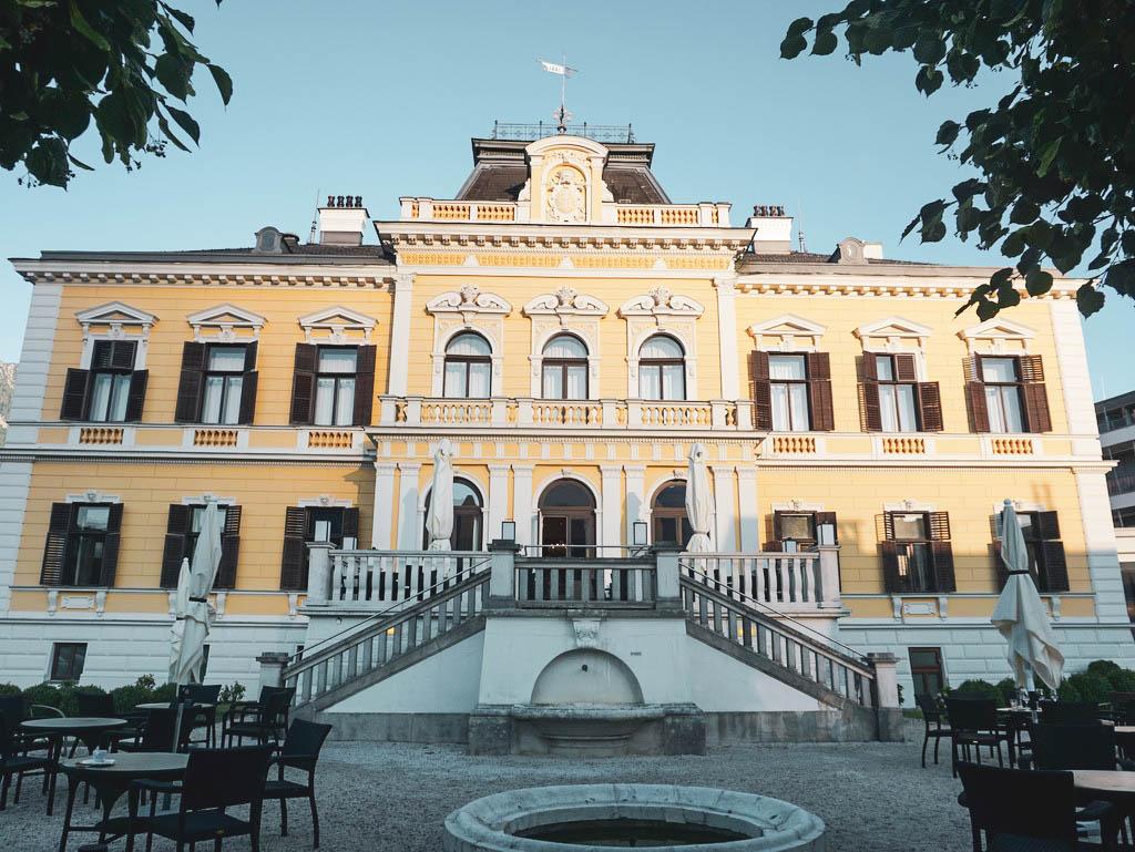 Die Villa Seilern in Bad Ischl und das Lehár Festival