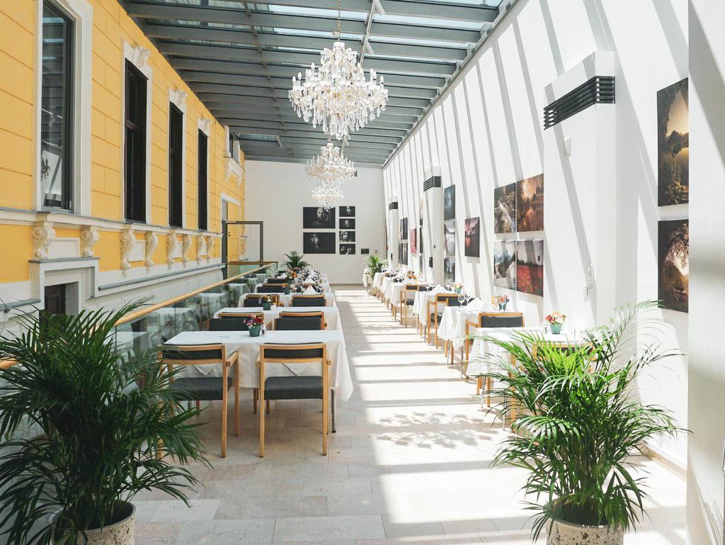 Galerie Villa Seilern