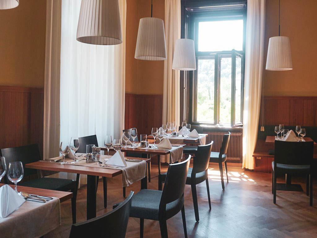 Restaurant Villa Seilern