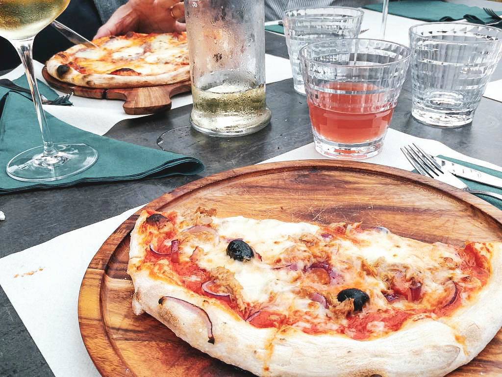 Pizza Cichetti salzburg
