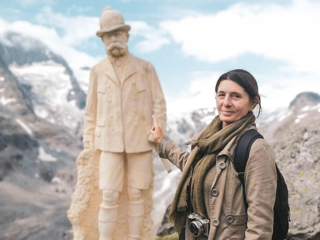Statue Kaiser Franz Josef