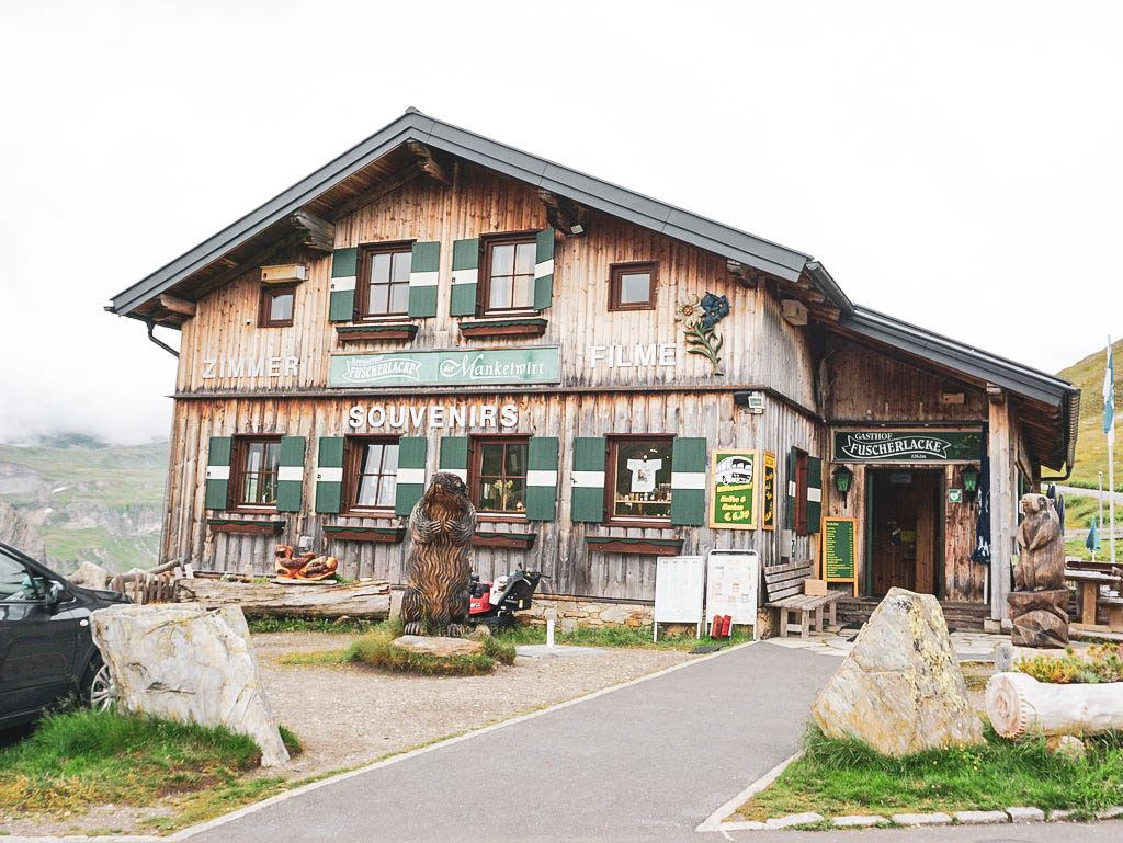 Gasthof Fuscherlacke