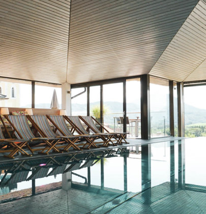 Day Spa im Romantikhotel Gmachl in Elixhausen