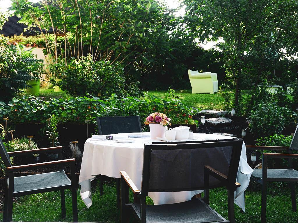 Garten Hotel Gmachl Elixhausen