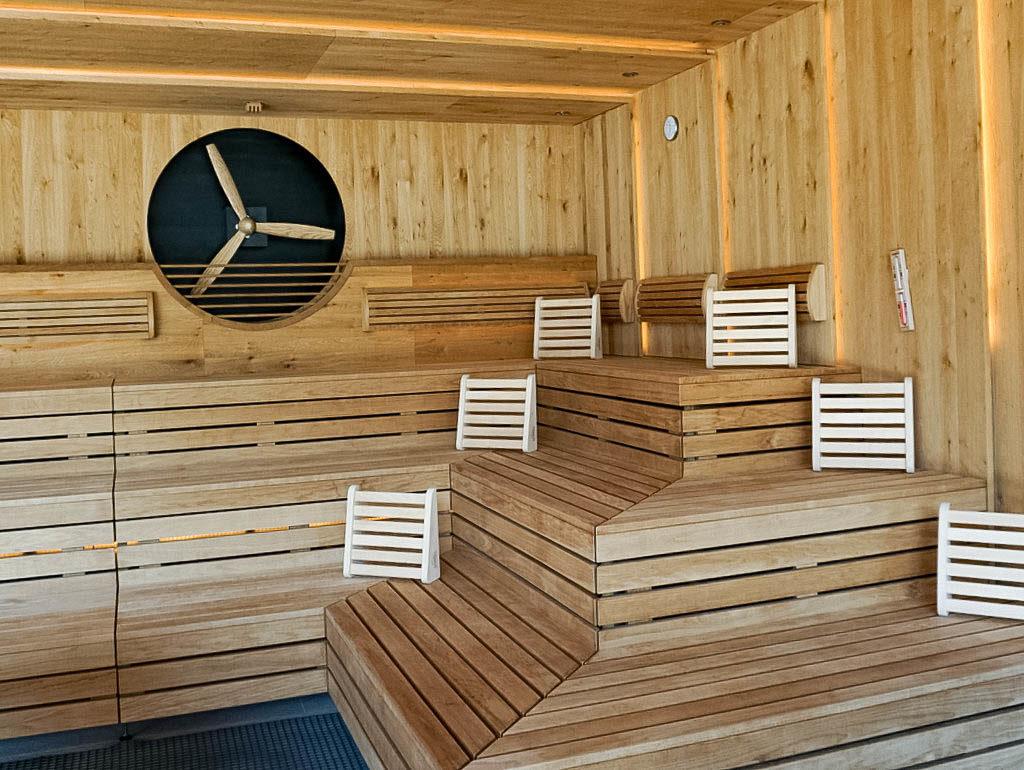 Sauna Edelweiss Großarl