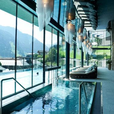 Day Spa in Großarl; Das Edelweiss Salzburg Mountain Resort