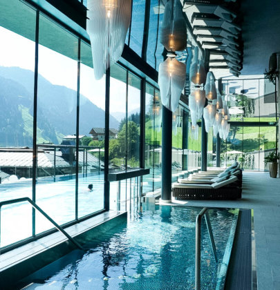 Day Spa in Großarl; Das Edelweiss Salzburg Mountain Resort