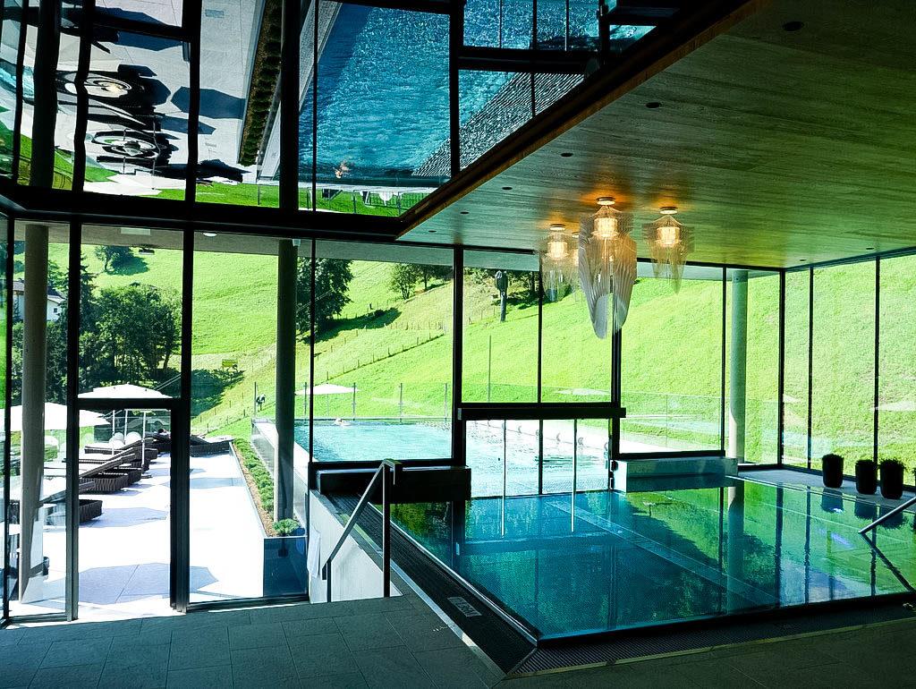 Infinity Pool Edelweiss Großarl