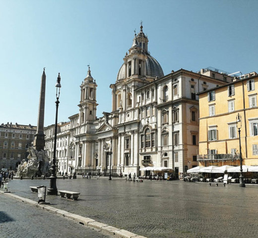 Noch mehr Rom; vom Vatikan über die Piazza Navona auf den Pincio