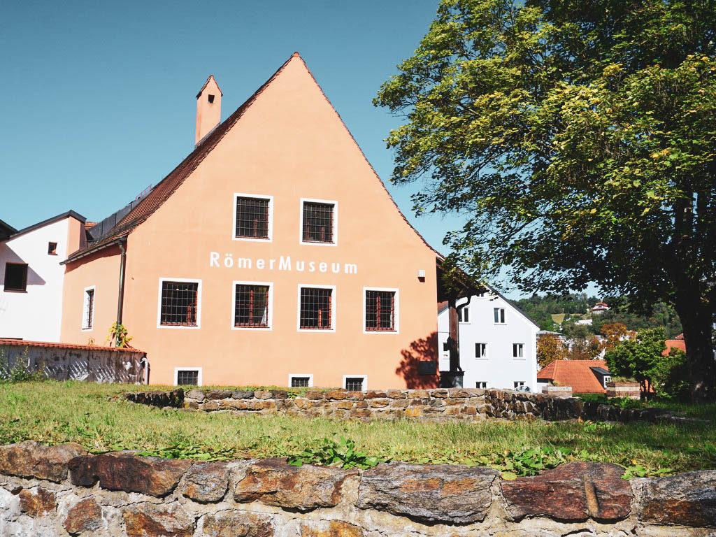 Römer Museum in Passau Kastell Boiotro