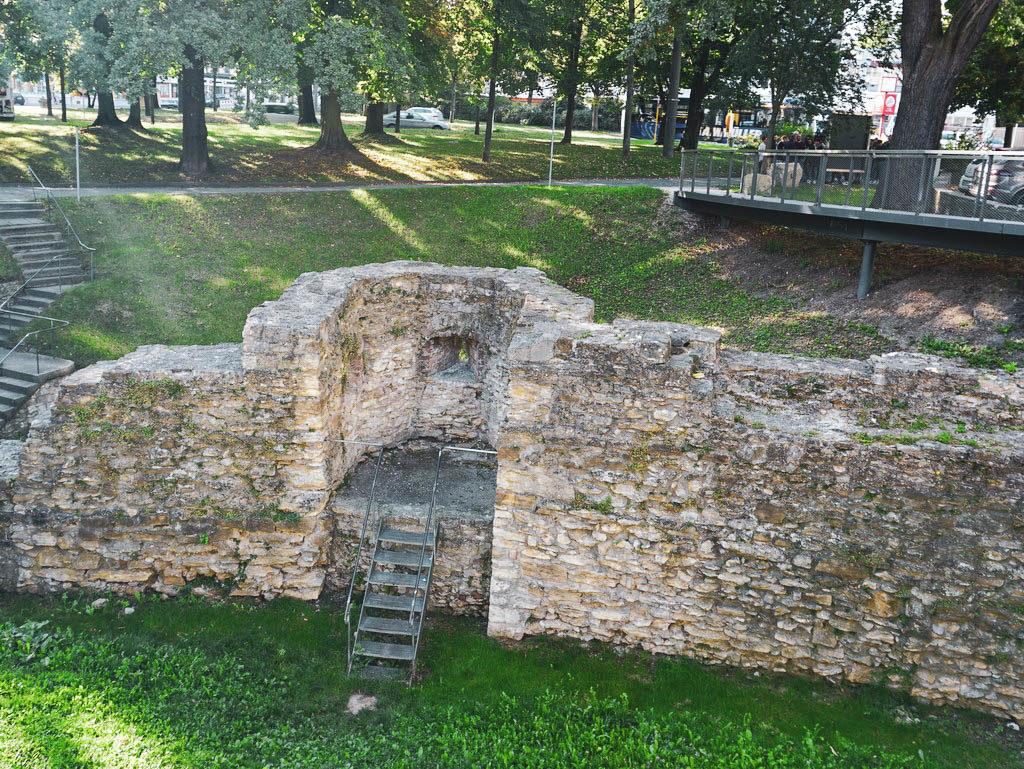 Römische Ausgrabung Regensburg