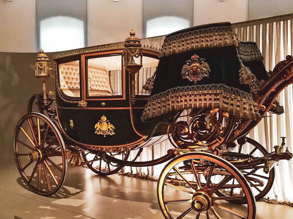 Hofwagen der Habsburger