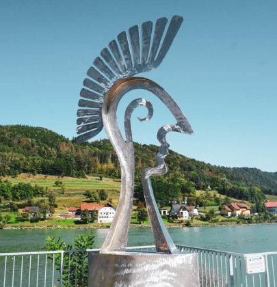 Der Donaulimes in Oberösterreich; von Passau nach Enns