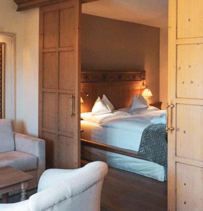 Genuss-Auszeit im Gasteinertal; das Hotel Bismarck
