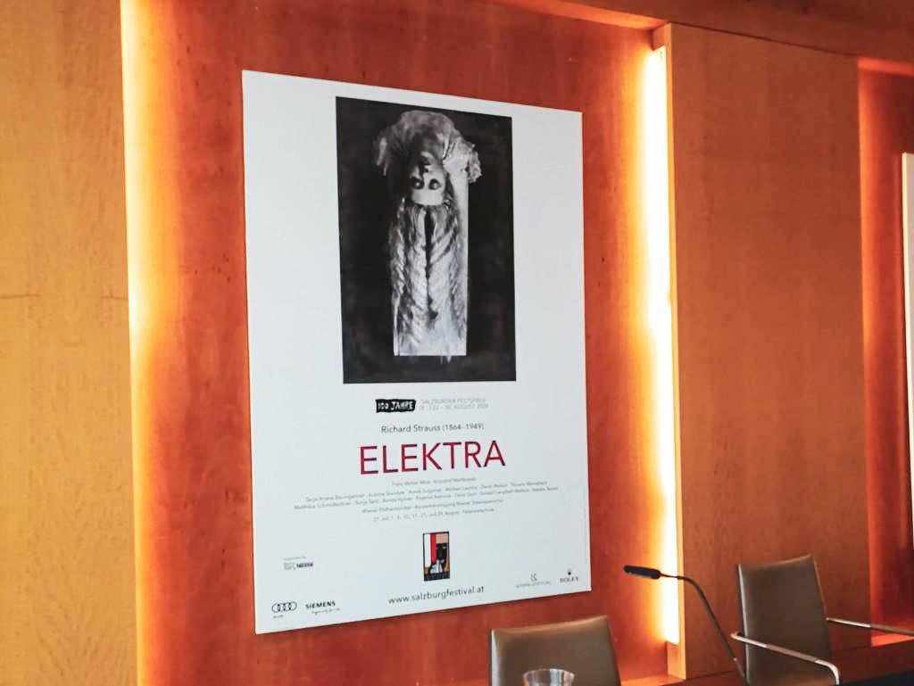 Plakat Salzburger Festspiele 2020
