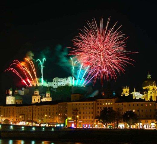 Silvester in Salzburg; meine Tipps für einen schönen Jahresausklang