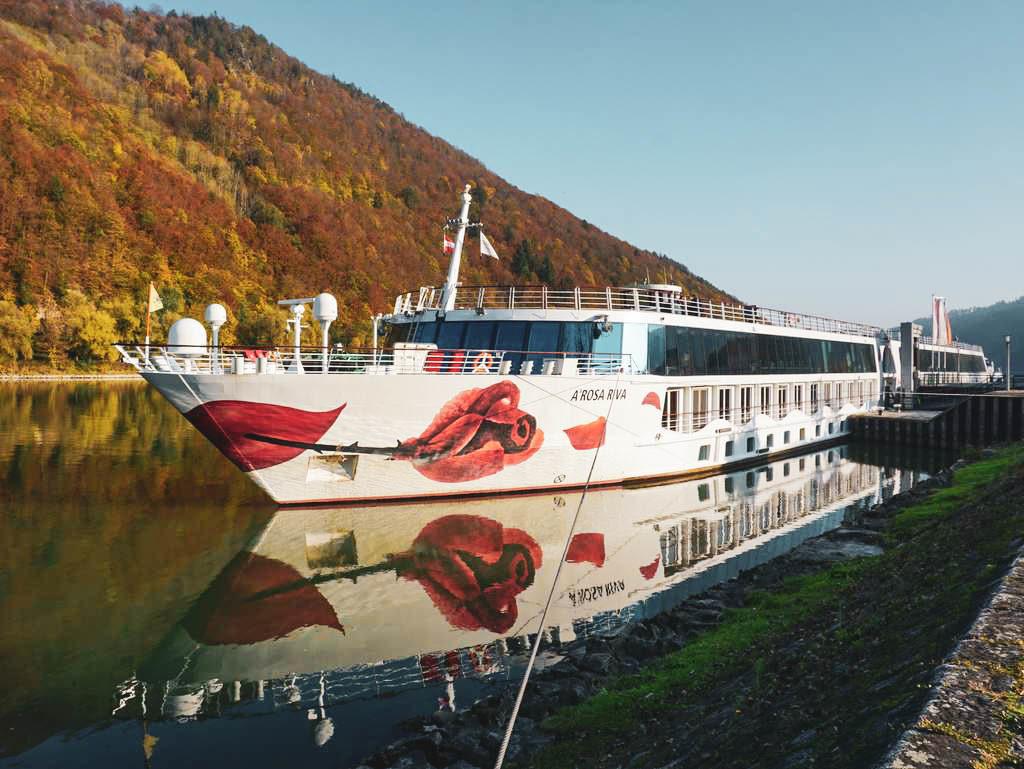 A-ROSA Riva auf der Donau