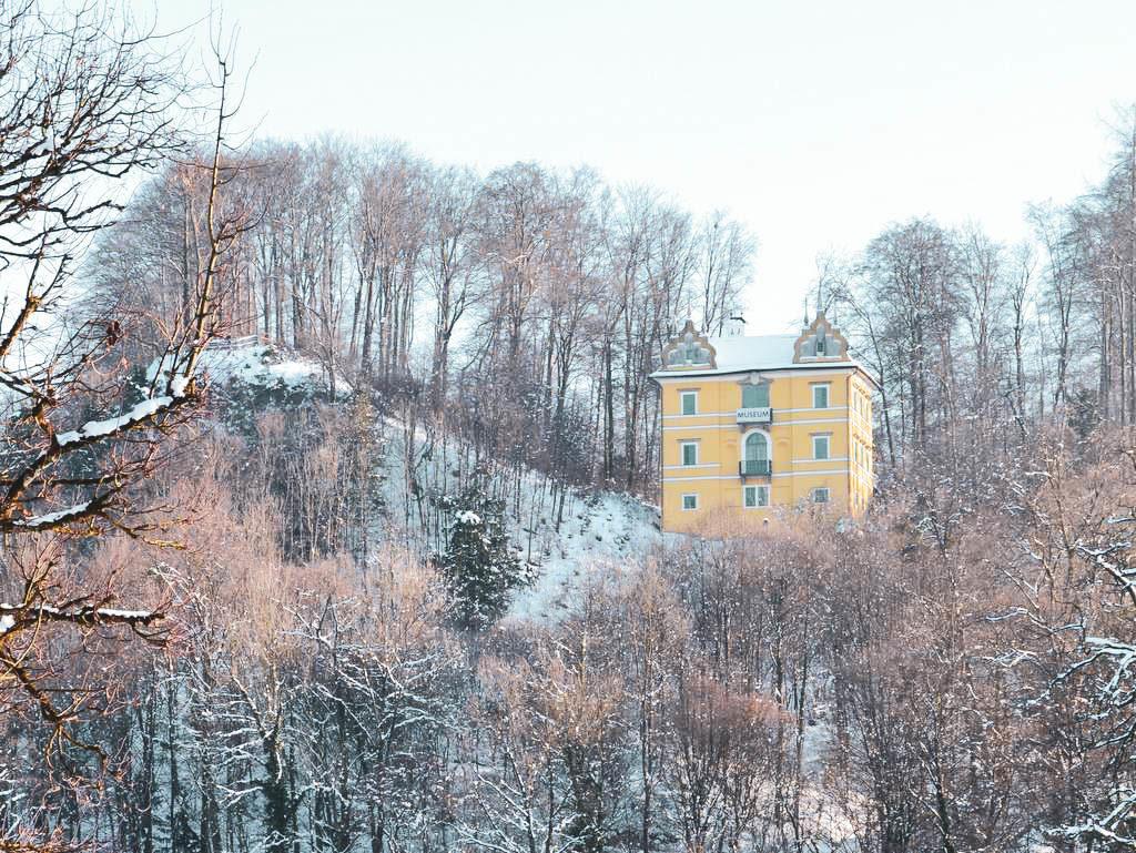 Monatsschlössl in Hellbrunn