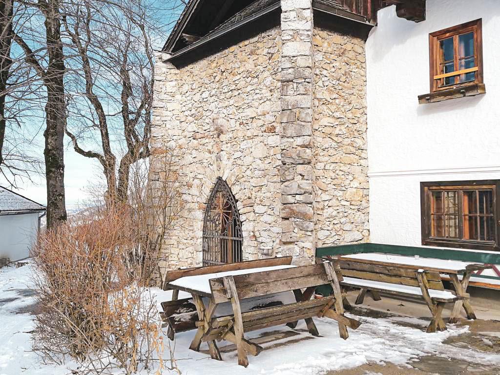 Kapelle Erentrudisalm
